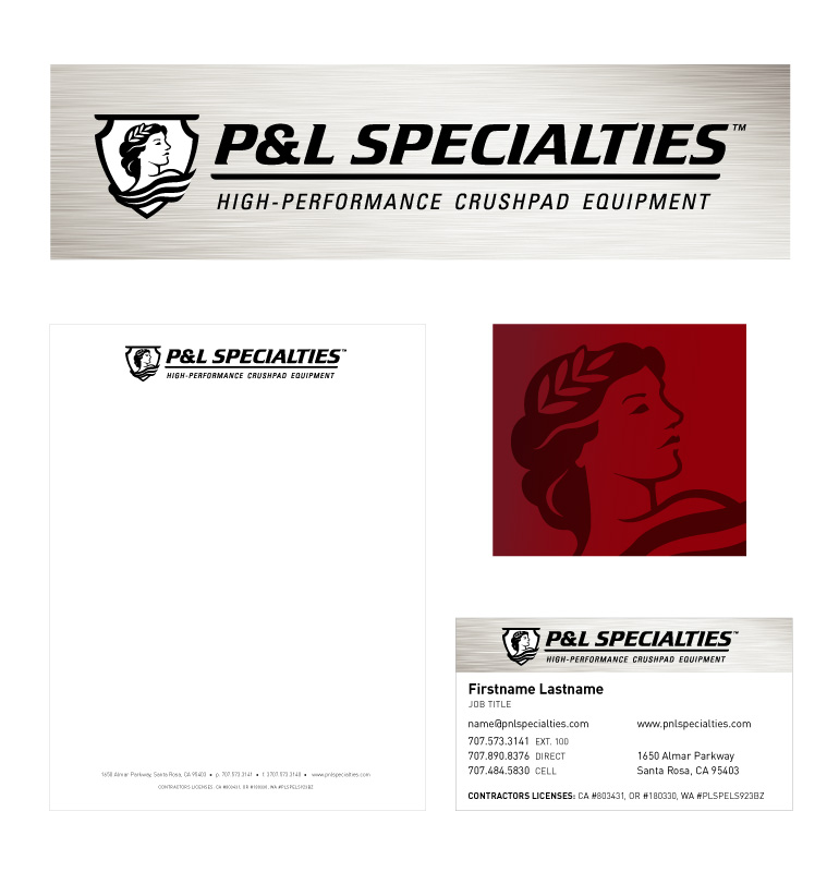 P&L Specialties | Logo and Branding Update